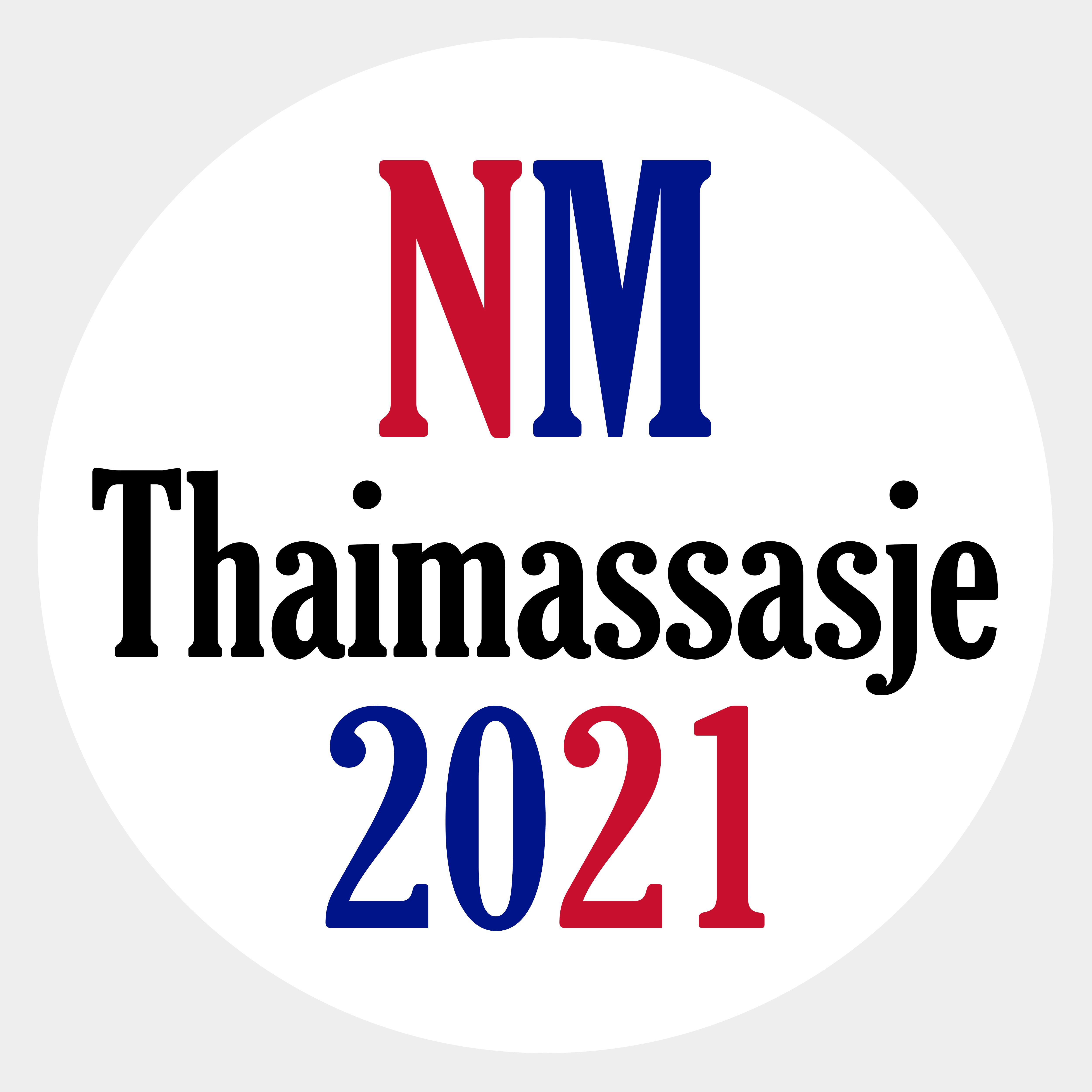 การแข่งขันชิงแชมป์การนวดแผนไทยแห่งประเทศนอร์เวย์ 2564 - Norgesmesterskap i Thaimassasje 2021